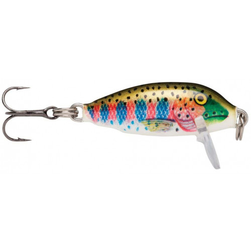 Vobleris Rapala COUNTDOWN CD05 RT (CD05RT)