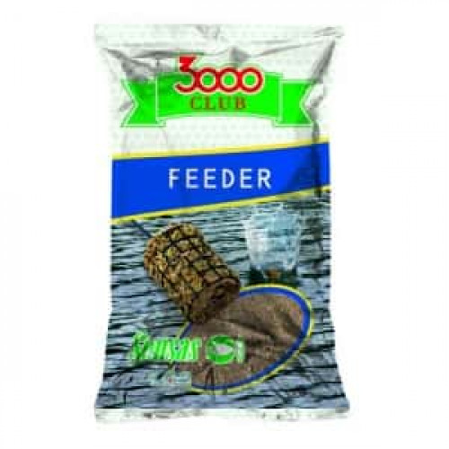 Barība Sensas 3000 Club FEEDER 1kg (10881)
