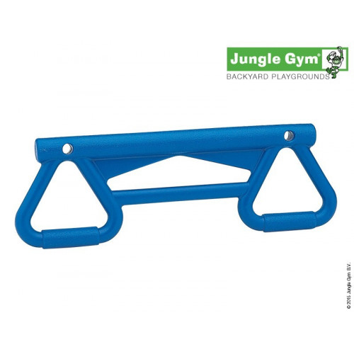 Rotaļu stienis laukumiņam Jungle Gym Monkey Bar Kit Blue (250_013)