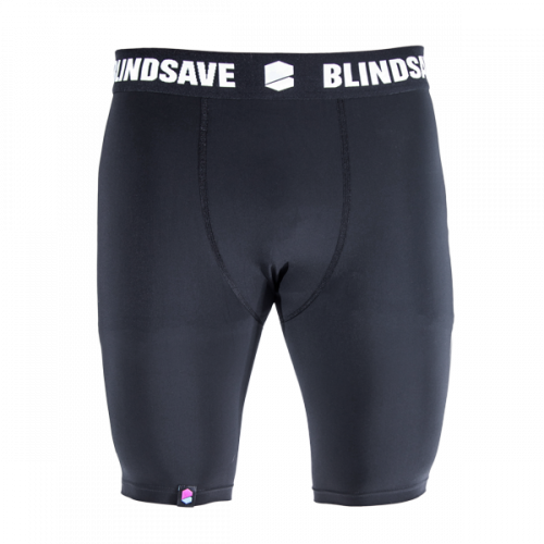 Blindsave kompresijas šorti Compression shorts (melni)