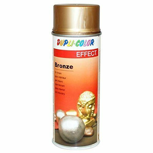 Aerosolkrāsa DC Bronze Spray 400ml dekoratīva bronza New Brand (467370)