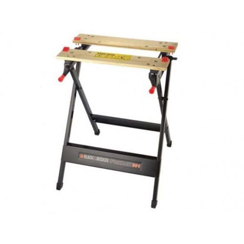 Darbagalds WORKMATE, Black&Decker (WM301-XJ)