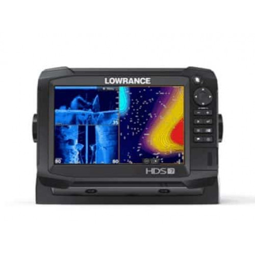 Eholote Lowrance HDS-7 Carbon ROW with No Transducer (000-13678-001)
