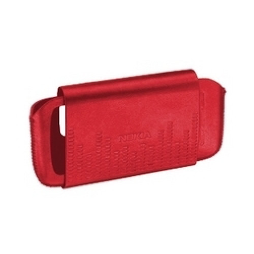 Nokia Case CP-361 for 5800 red (0000016772)