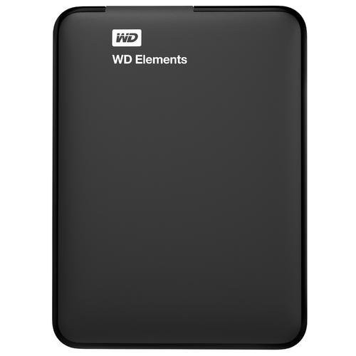 WD Elements 3TB Portable WDBU6Y0030BBK USED Western Digital (T-MLX20927)