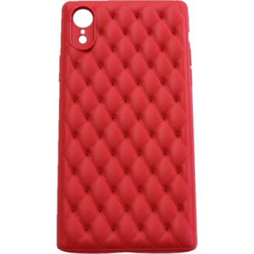 Devia Charming series case iPhone XR red (T-MLX37289)