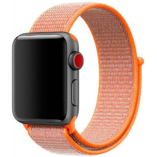 Devia Deluxe Series Sport3 Band (44mm) for Apple Watch nectarine (T-MLX37471)