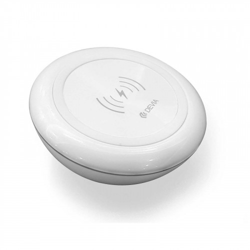Devia Non-pole series Inductive Fast Wireless Charger (5W) white (T-MLX38106)