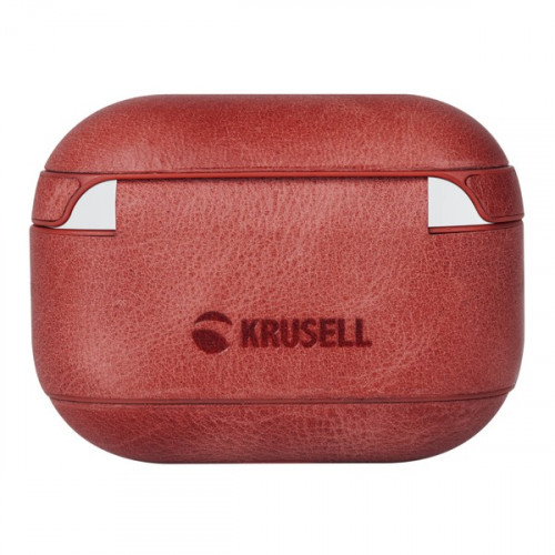Krusell Sunne AirPod Case Apple AirPods Pro vintage red (61908, T-MLX40096)