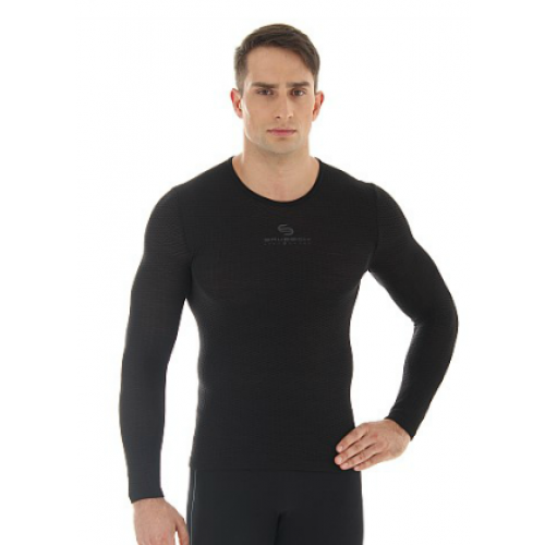 Unisex termokrekls Brubeck AERATE Base layer long sleeve (LS10850)