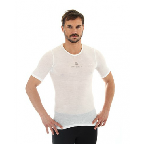 Unisex termokrekls Brubeck AERATE Base layer short sleeve (SS10540)