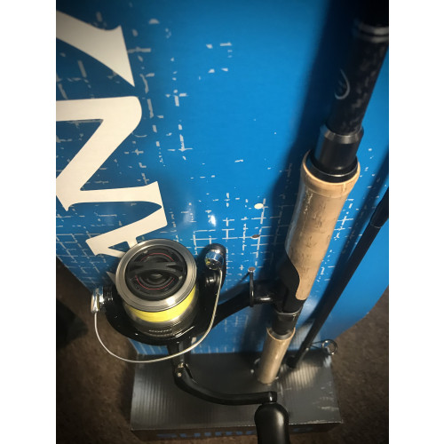 Komplekts Shimano Catana ML 7-21g 269cm + Catana 2500FD + PowerPro 0.15mm 135m (SMCSCAT810MLC)