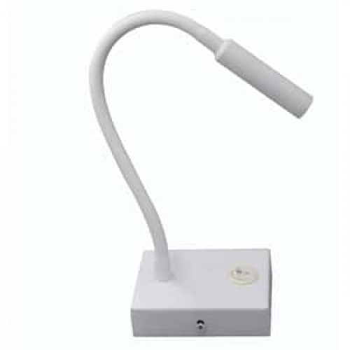 S.l.-DOT 3W LED 3200K 300lm balta (148210, 15-SC_WHITE)
