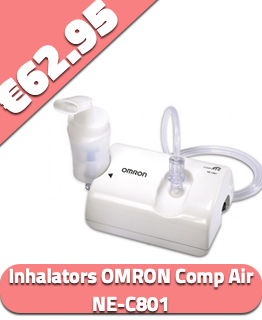 Inhalators Omron NE-C801